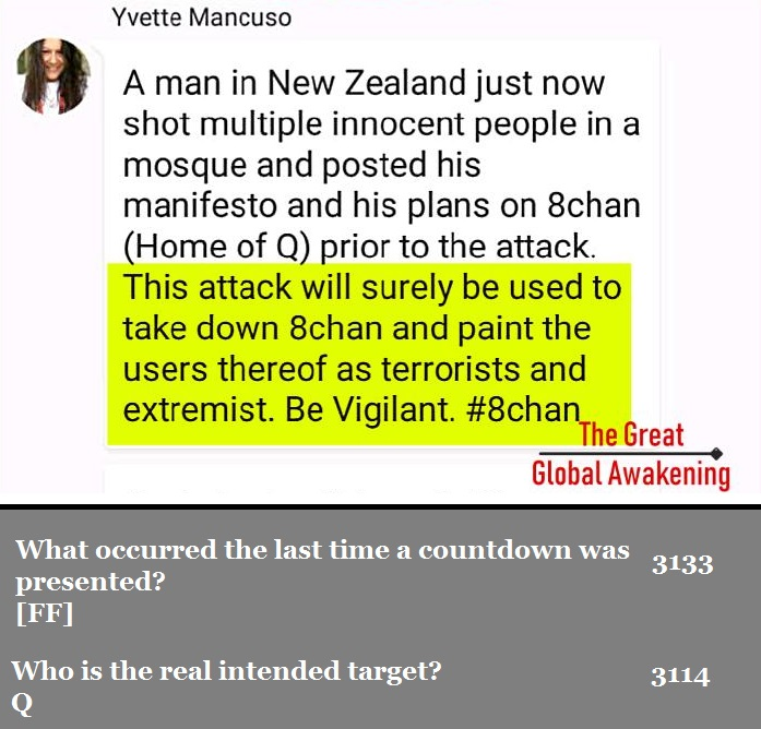 Was NZ a false flag? Who was the real target? | theawakening