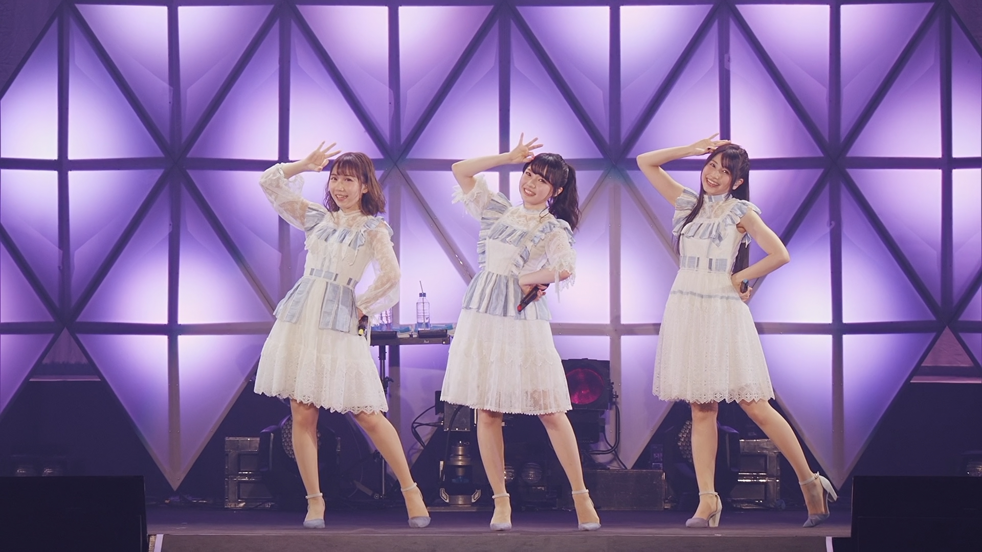 "TrySail Second Live Tour ""The Travels Of Trysail"" (BDrip 1080p Hi10P flac) + Scan + CD【20.7GB】"