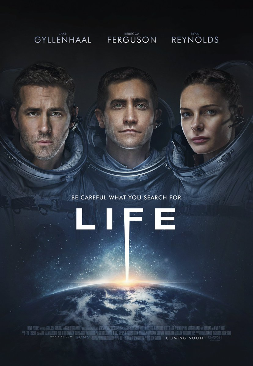 Image result for life 2017 poster
