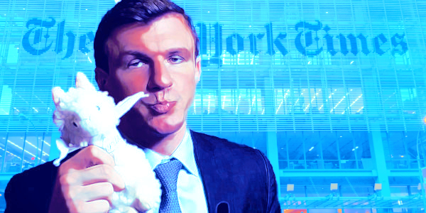 New York Supreme Court Judge DENIES NYT 'Motion To Dismiss' In Veritas Defamation Lawsuit…