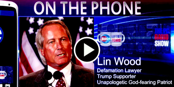 "Lin Wood: ""I believe the military is in control"", ""Joe Biden is a fake president""…"