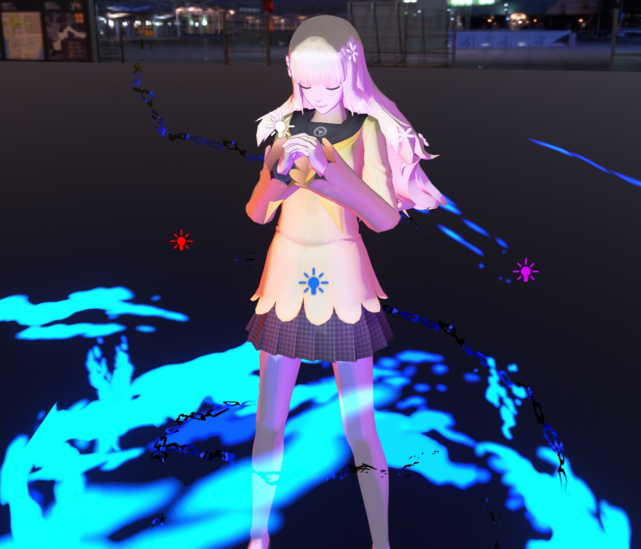 Vrchat Glowing Shaders