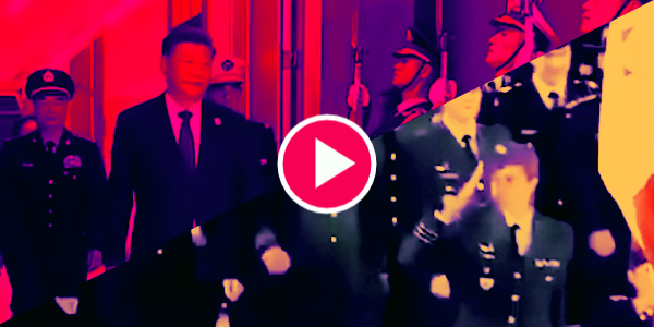 LEAKED: Canadian military ordered to salute China President Xi Jinping, alongside North Korea…