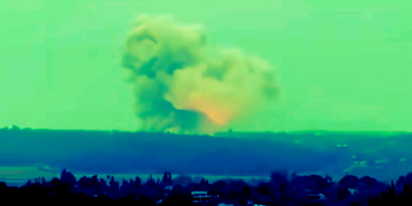 Missile launched toward Israel from Syria, IDF responds with airstrikes…